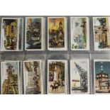 Cigarette & Trade Cards, Mixture, a selection of complete sets to name, Churchmans The Story of