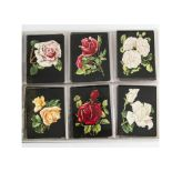 Cigarette Cards, Mixture, a selection of large card sets, various Manufacturers, all in a modern