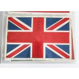 Cigarette Silks, Phillips, Flags, Set 5, complete P8 together with subset 5D (m6) and subset 5E (