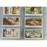 Cigarette Cards, Mixture, a variety of sets, various Manufacturers to name, Wills, Garden Hints,