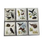 Cigarette & Trade Cards, Nature, a modern ringbinder containing a collection by various