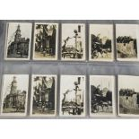 Cigarette Cards, Cavanders, a variety of sets, to name, Peeps into Many Lands A, 2nd & 3rd Series,
