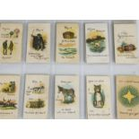 Cigarette Cards, Wills, Conundrums 1898 (gd/vg)