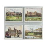 Cigarette Cards, Wills, a collection of L sized sets in a modern ringbinder, to name Old Inns