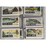 Trade Cards, Mixture, a collection of part sets, various Manufacturers including Glengettie, GP Tea,