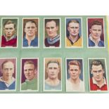 Cigarette Cards, Sport, two Phillips sets to name, International Caps and Famous Cricketers,
