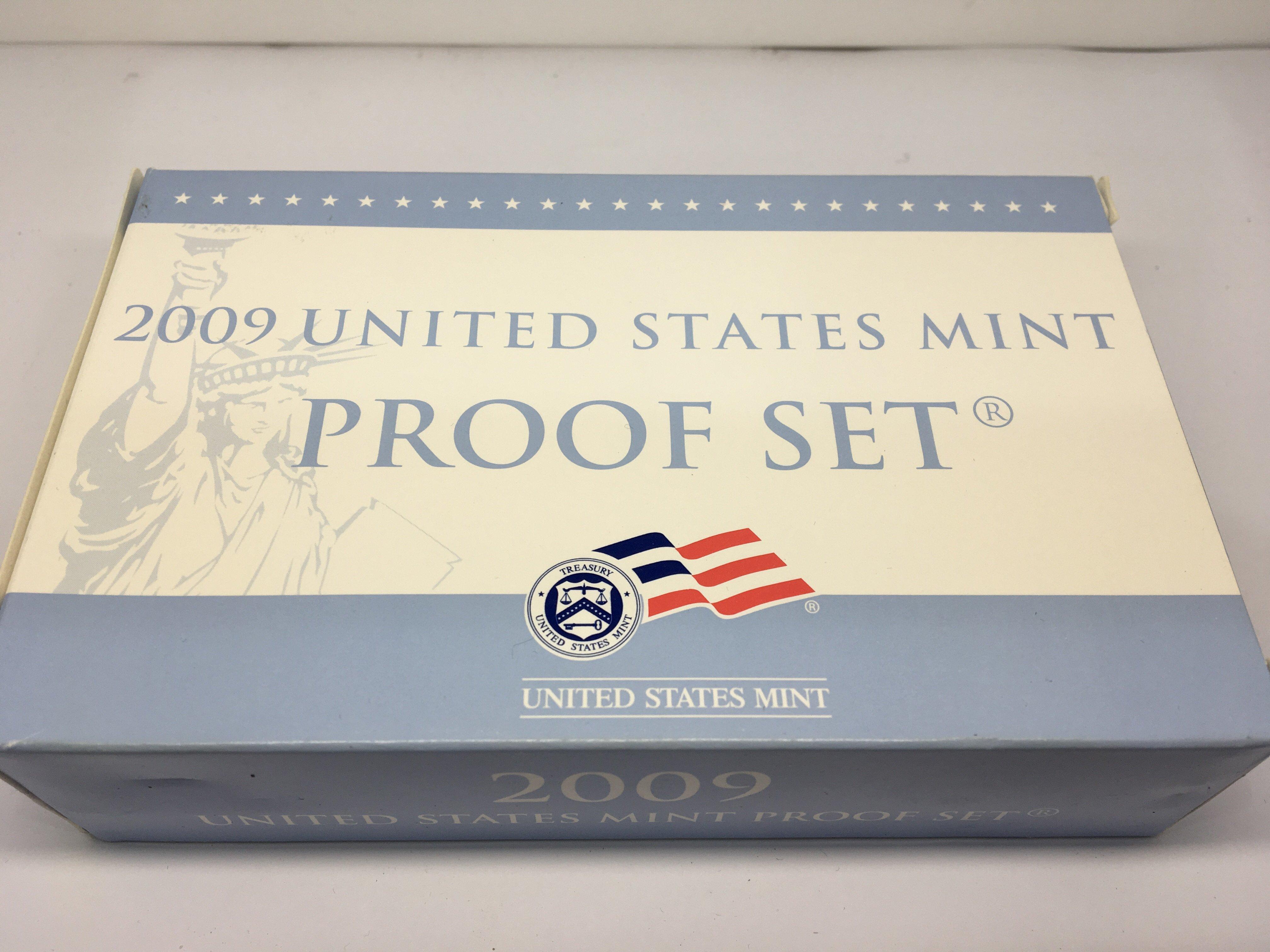 Lot 132 - A Complete set of United Sates Clad Mint Proof set