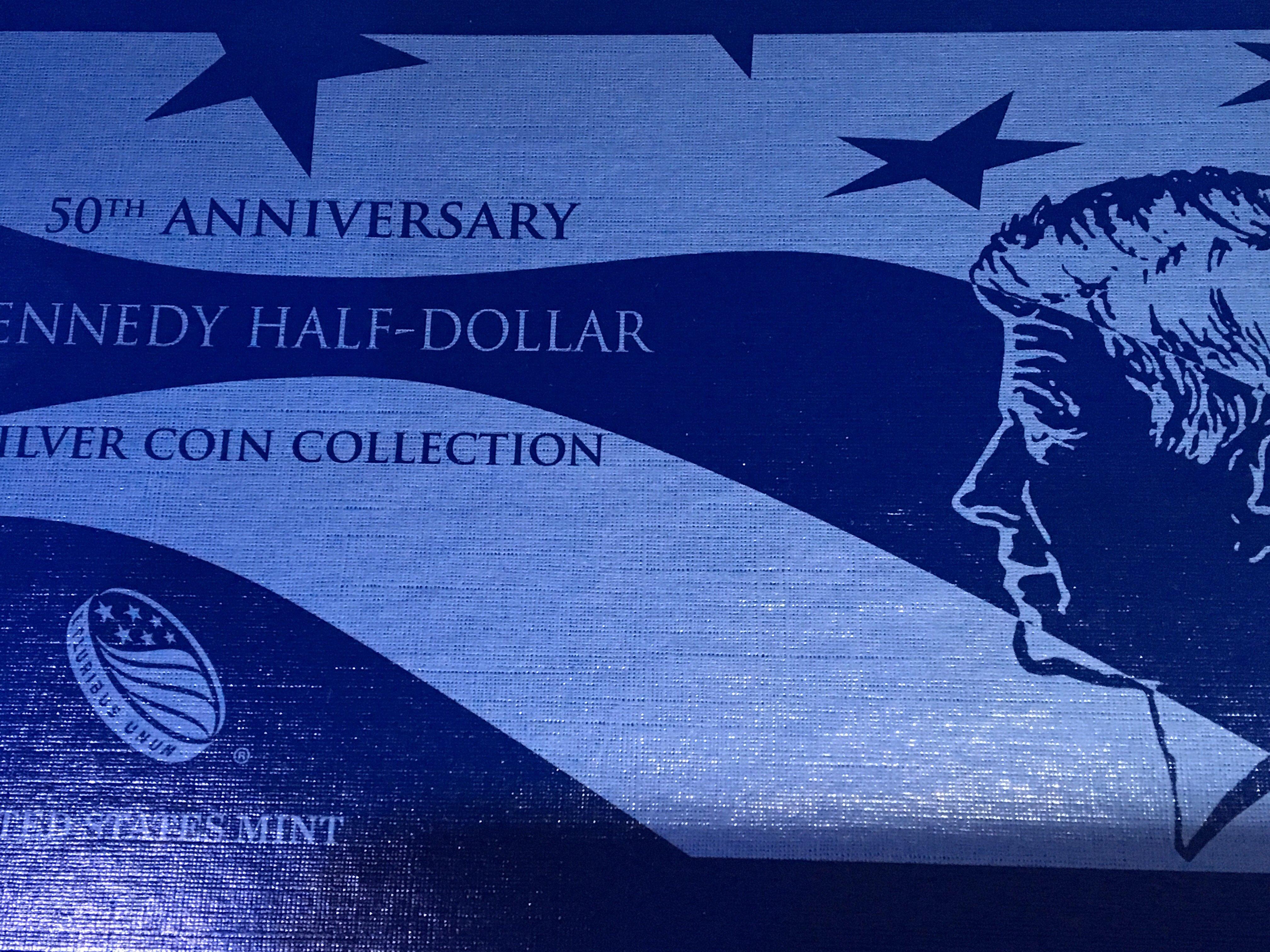 Lot 143 - A 2014 American 50th Anniversary Kennedy Half Doll