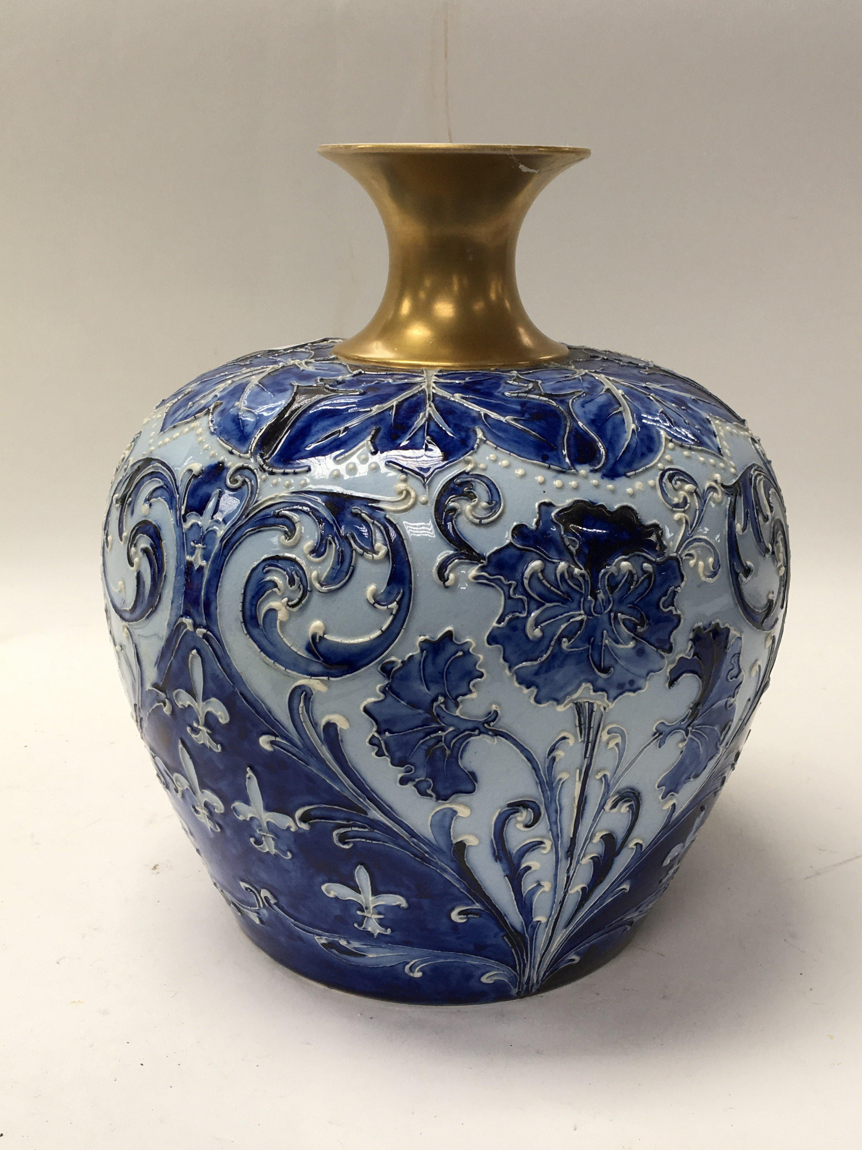 Lot 753 - An Early 20th century James Macintyre & co Gesso F