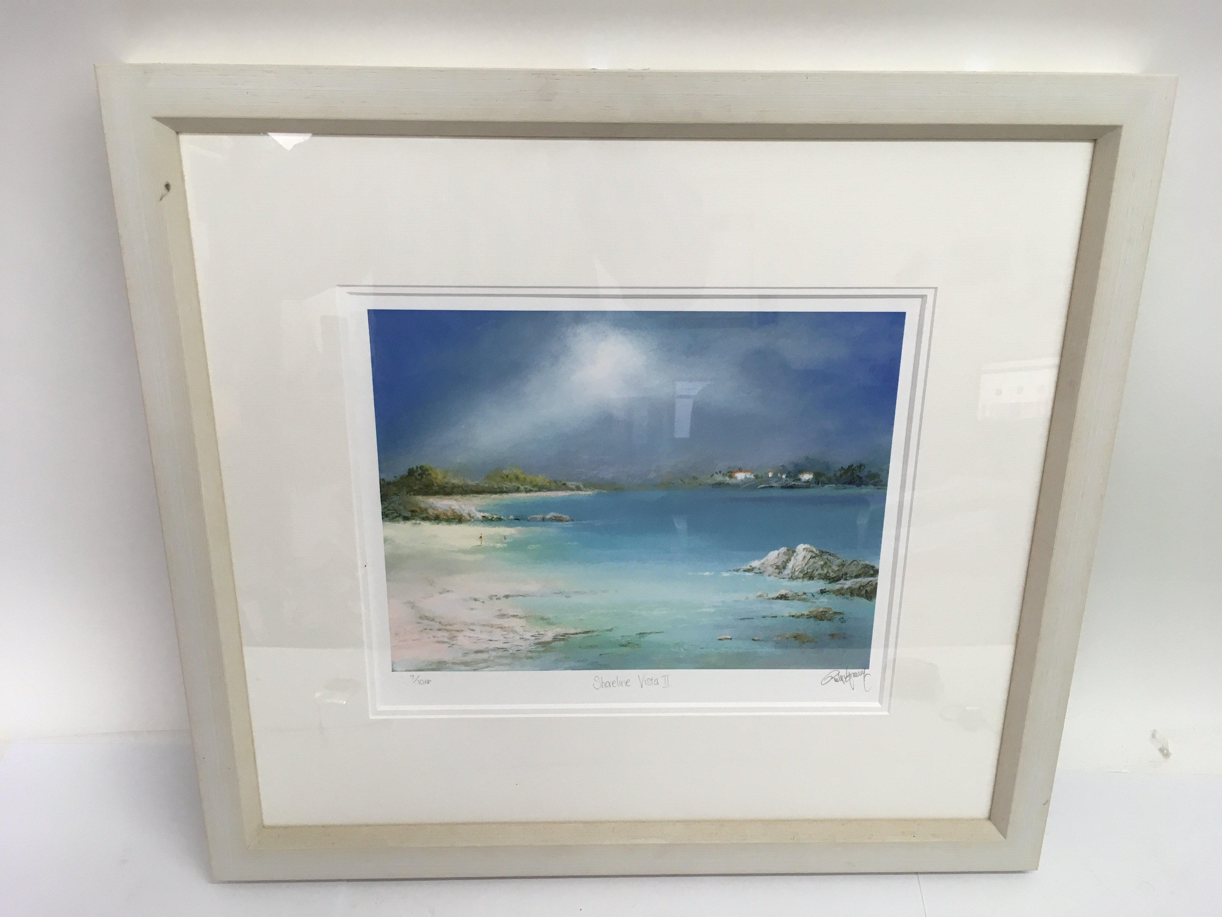 Lot 1210 - A limited edition, Philip Gray contemporary print,