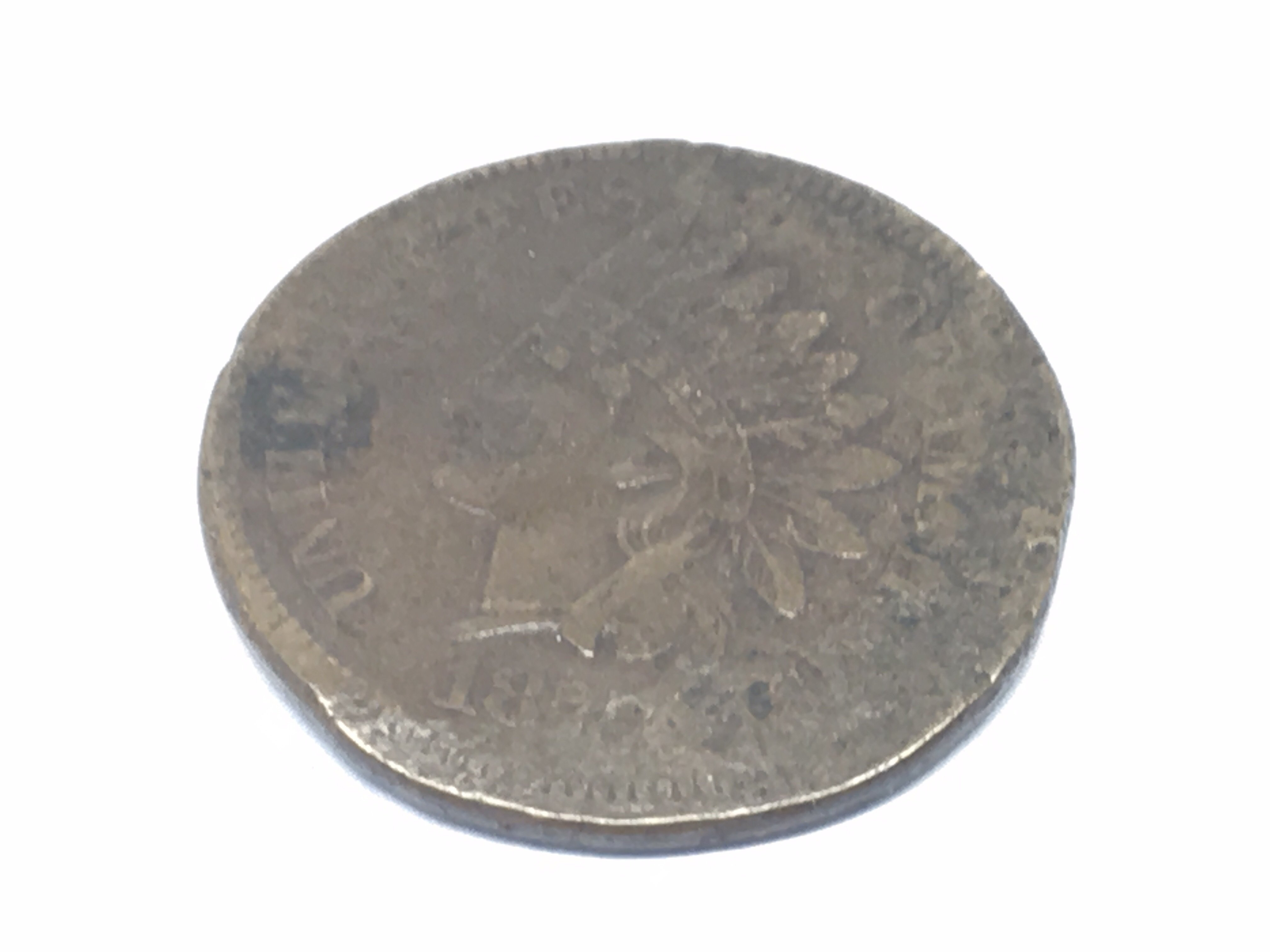 Lot 104 - An Album containing Indian Head Cents Complete 185