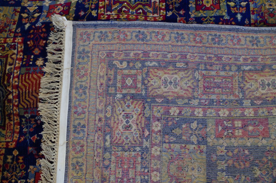 Lot 1100A - Two Lansdowne Wilton carpets.
