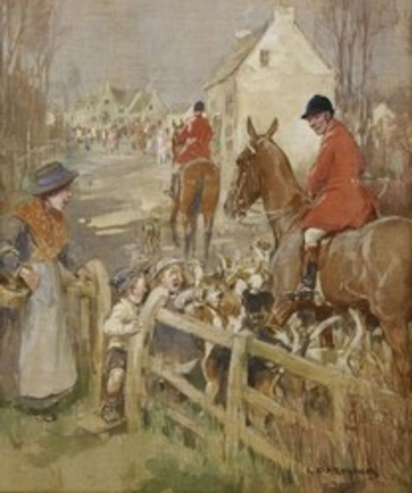 Sporting Art, Wildlife and Dogs