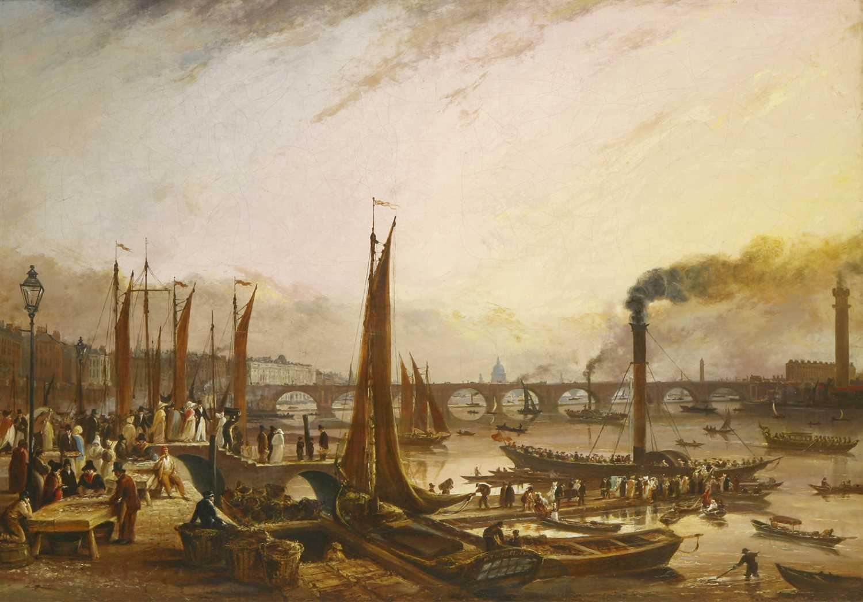 Lot 16 - WILLIAM TURNER DE LONDE (fl.1820-1837)