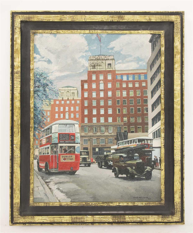 Lot 62 - *LESLIE WOOLLASTON (1900-1976)
