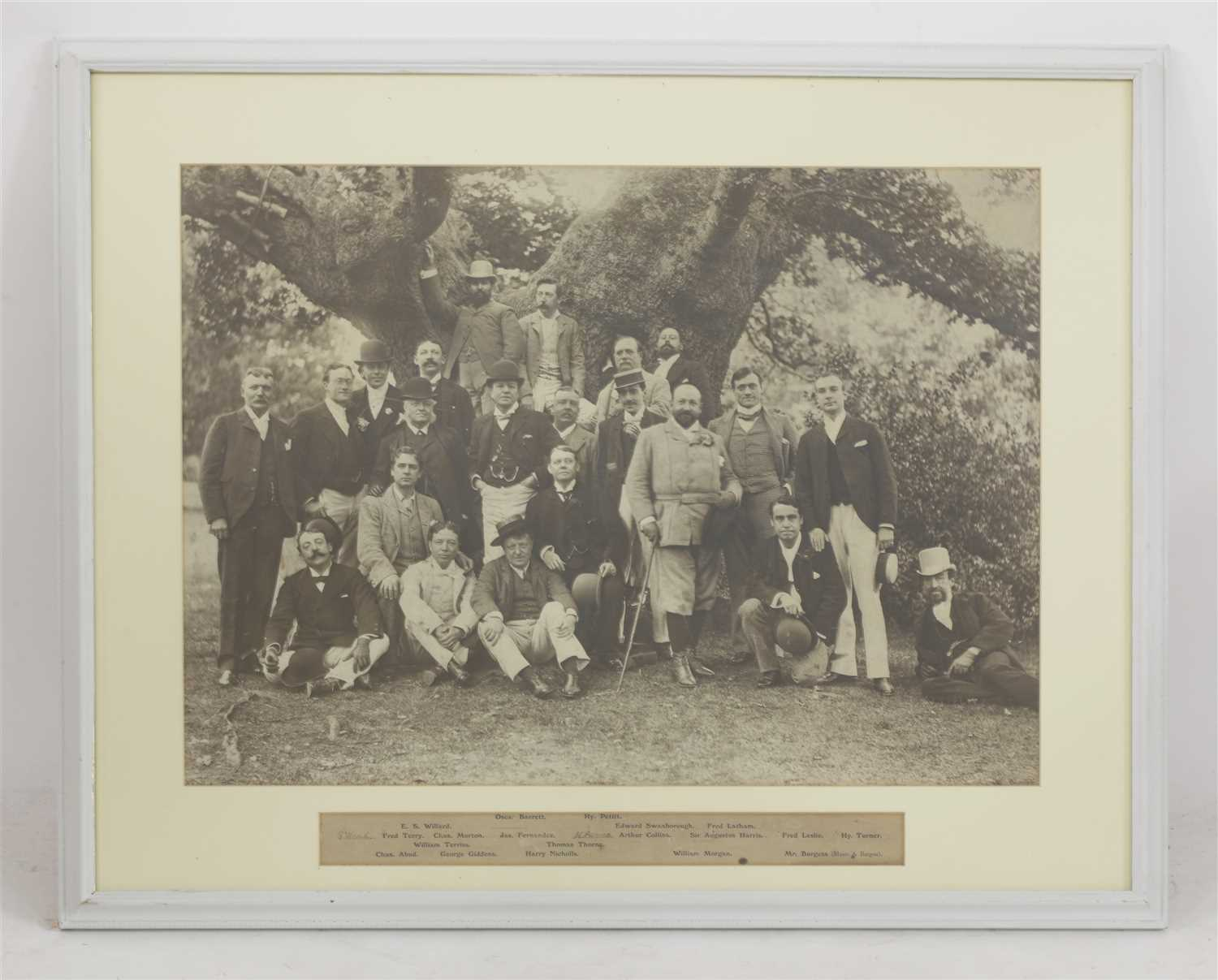 Lot 54 - ACTORS AND PLAYWRIGHTS,