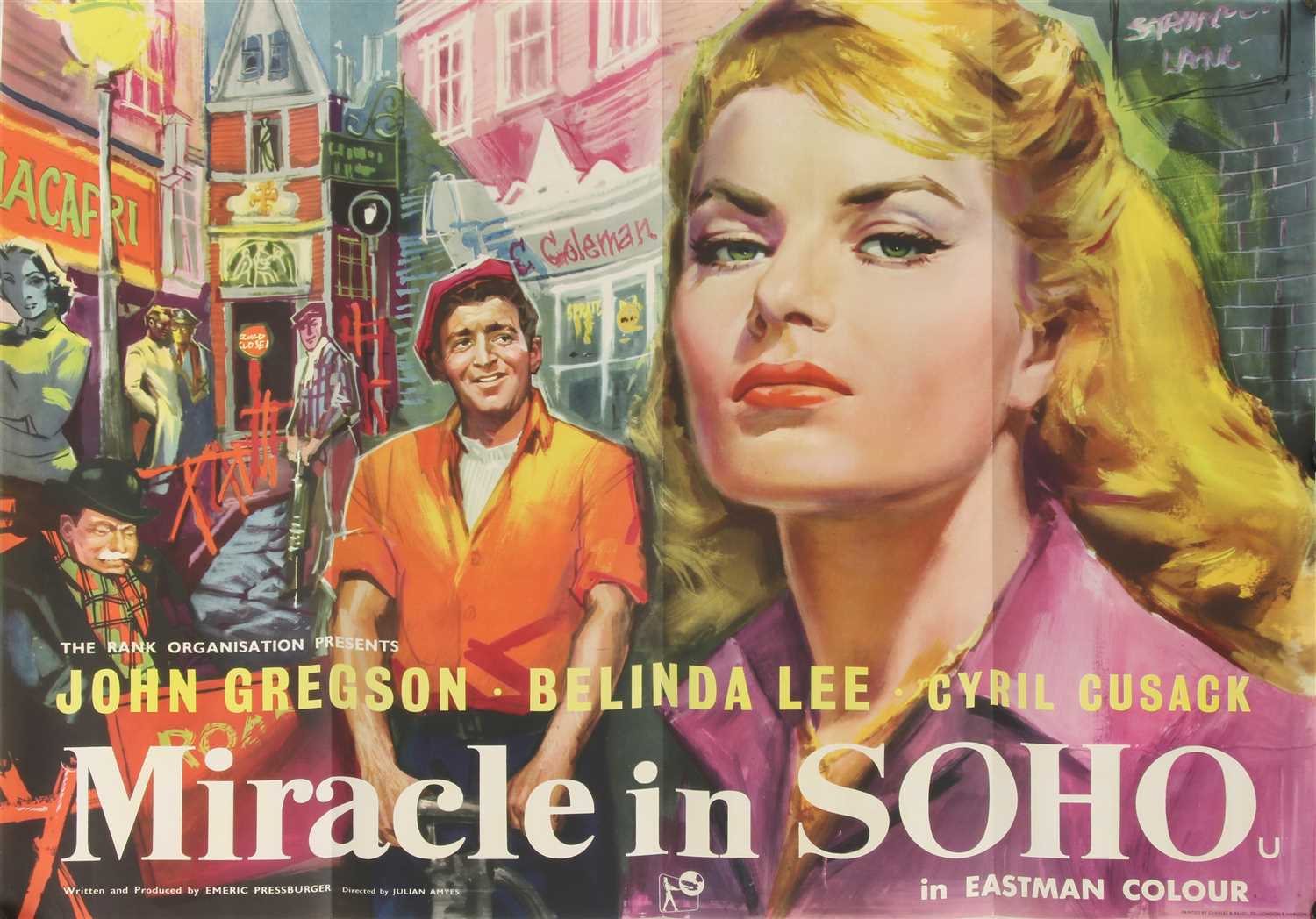 Lot 37 - 'Miracle in SOHO',