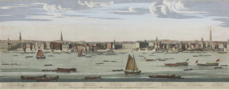 Lot 13 - AFTER NATHANIEL BUCK (fl.1724-1759) AND SAMUEL BUCK (1696-1779)