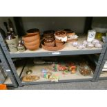 Lot 5169 - SELECTION OF VARIOUS DECORATIVE ORNAMENTS, DISHES,