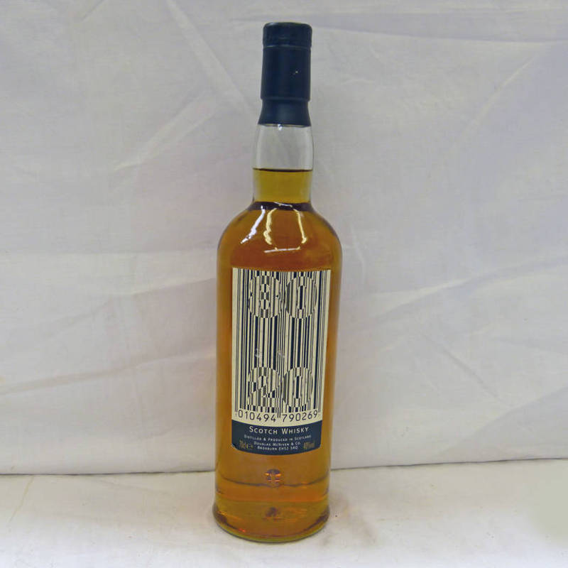 Lot 4022 - 1 BOTTLE GLENMORANGIE 80/20 BLENDED WHISKY - 70CL,