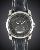 A FINE GENTLEMAN'S 18K SOLID WHITE GOLD PARMIGIANI FLEURIER KALPA TONDA WRIST WATCH DATED 2010, REF.