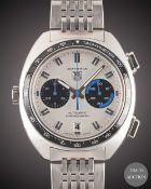 A GENTLEMAN'S STAINLESS STEEL TAG HEUER AUTAVIA AUTOMATIC CHRONOGRAPH BRACELET WATCH CIRCA 2005,