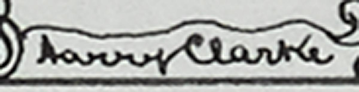 Lot 34 - Harry Clarke RHA (1889-1931)ORIGINAL BORDER ILLUSTRATION FOR PAGE ONE OF IRELAND'S MEMORIAL