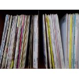 Lot 717 - An extensive collection of vinyl LPs - Fairground and organ music (approx 110 LPs)
