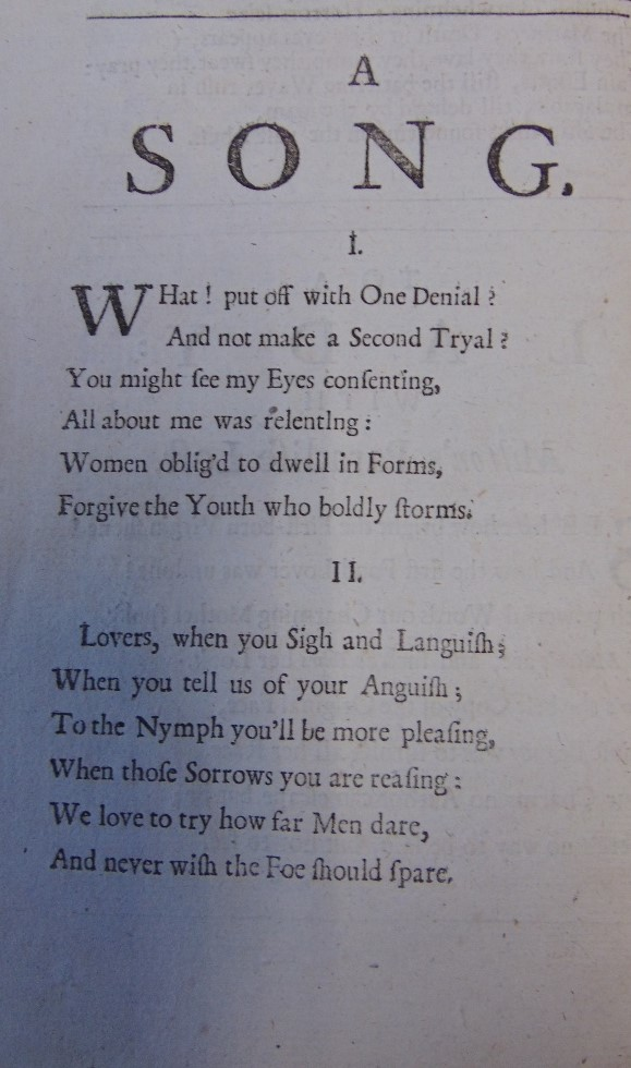 Lot 824 - PHILLIPS John - Cyder A Poem - In two books (single volume) with the splendid shilling, Paradise