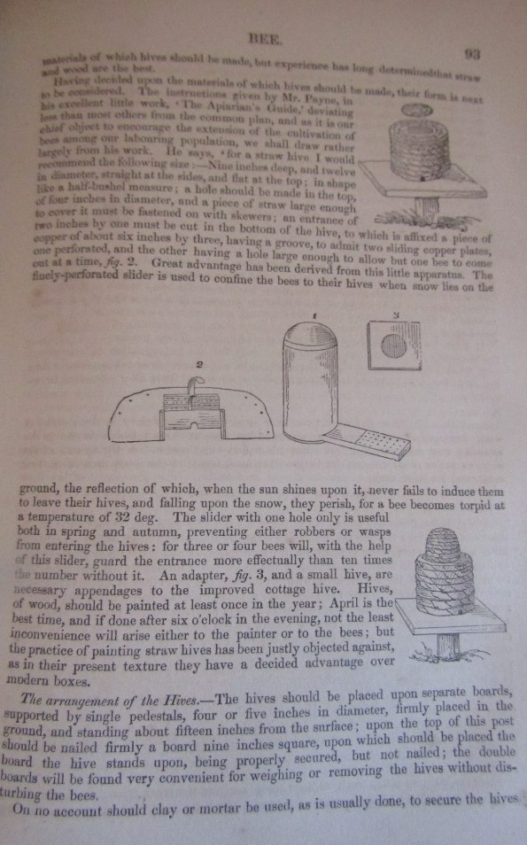 Lot 852 - BAXTERS Library of Practical Agriculture 4th Edition, two volumes Sussex Agricultural Press 1846