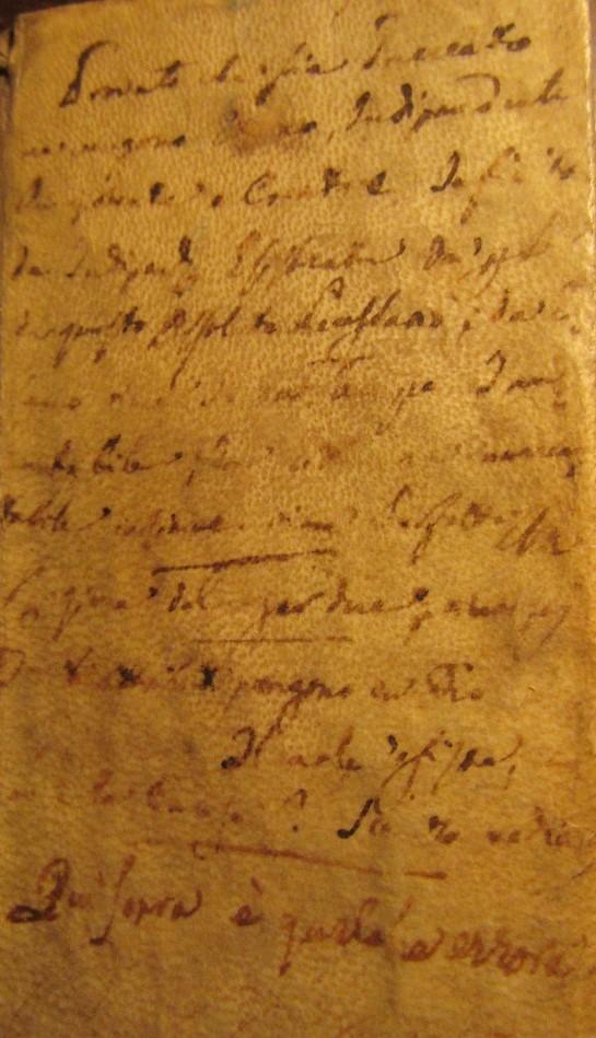 Lot 884 - Di Leo, Marciano Consiglio di un Giovine Poeta AL Sig. sherlock, Vellum binding circa 1750, CRVCE,