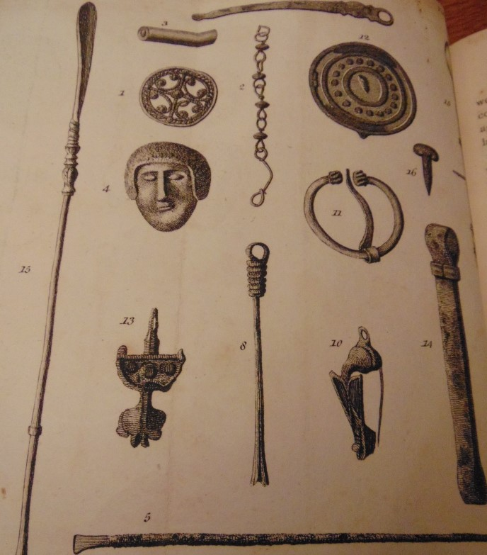 Lot 846 - PENNANT Thomas - Tours in Wales, 3 volumes, with illustrations, 1810