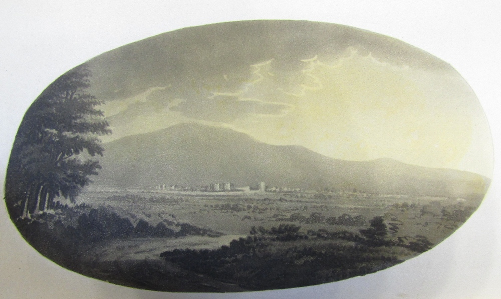 Lot 810 - GILPIN William M.A. - Observations on the River Wye in the Summer of 1770, 2nd Edition 1789, leather