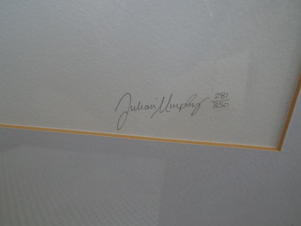 Lot 86 - Julian Murphy (B.1959) - 'Virgin & Naive' and 'Slave Unit', both signed, 281/350 and 281/350
