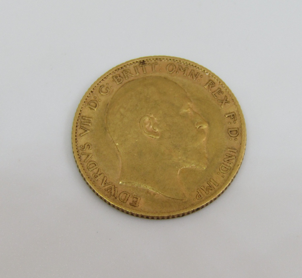 Lot 480 - Half sovereign dated 1907