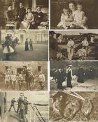 Geschichte,Deutscher Adel,PreussenAdel Preussen Sammlung von über 500 Ansichtskarten, meist in