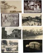 Geschichte, Deutsche KolonienKolonien u. a. Ostafrika, Java etc. um 1900 Lot mit über 40 Fotos und