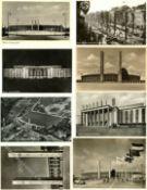 Militaer,WK II,sonstigeWK II meist Propaganda Olympiade 1936 Sammlung von circa 400 Ansichtskarten