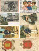 Militär, WK I, RegimenterRegiment Partie von über 80 Ansichtskarten unterschiedliche Erhaltungen