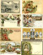 Geschichte,Adel,sonstigeAdel Österreich Partie mit über 50 Ansichtskarten vor 1945 dabei sehr schöne