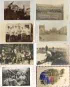 Militaer,WK I,sonstigeWK I Partie von über 400 Ansichtskarten I-II