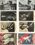 Militaer,WK II,sonstigeWK II Partie von circa 600 Propagandakarten und Ganzsachen unterschiedliche