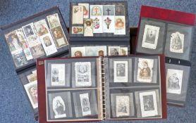 Religion,Christliche,HeiligeHeiligenbild u. Sterbebilder große Sammlung von circa 3500 Stück in 13