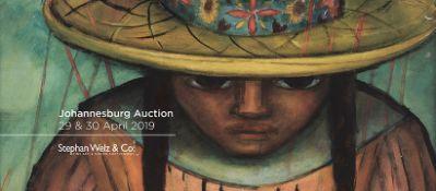 Stephan Welz & Co. | Fine Art & Design Auction | 29 & 30 April 2019