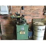 "Lot 259A - Rush Machinery Drill Sharpener, Mdl 250A-SV, 3/32"" -2"" dia, Flood Coolant System, SN 2851, 2006"