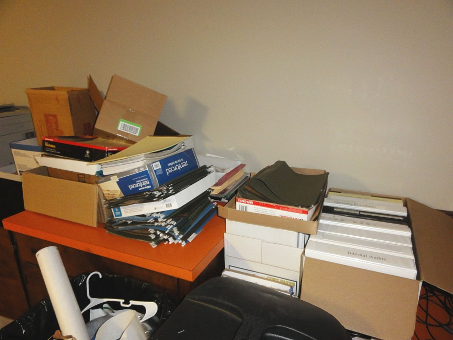 Lot 698 - Lot of Misc Office Supplies
