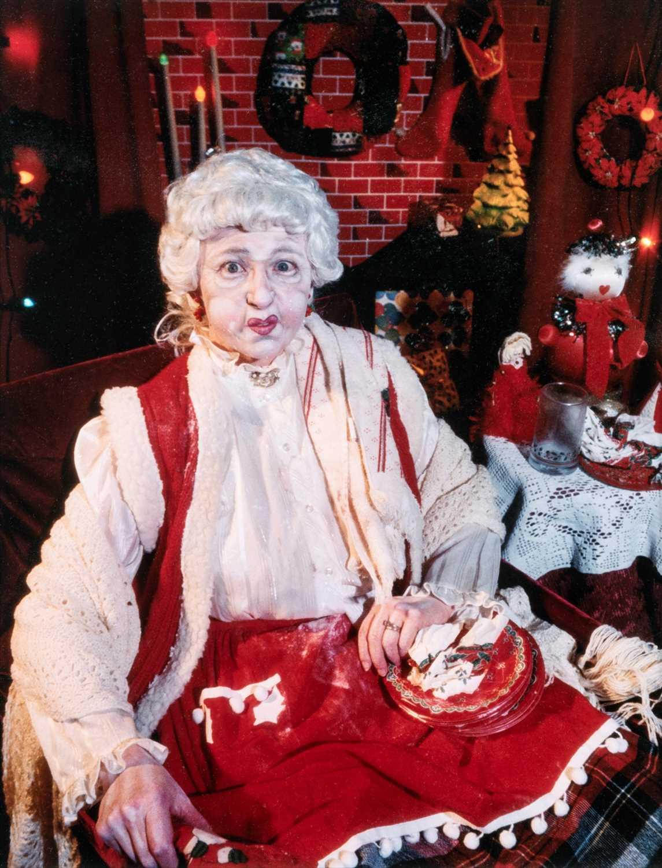 Lot 30 - Cindy Sherman (American b.1954), 'Untitled (Mrs Claus)', 1990