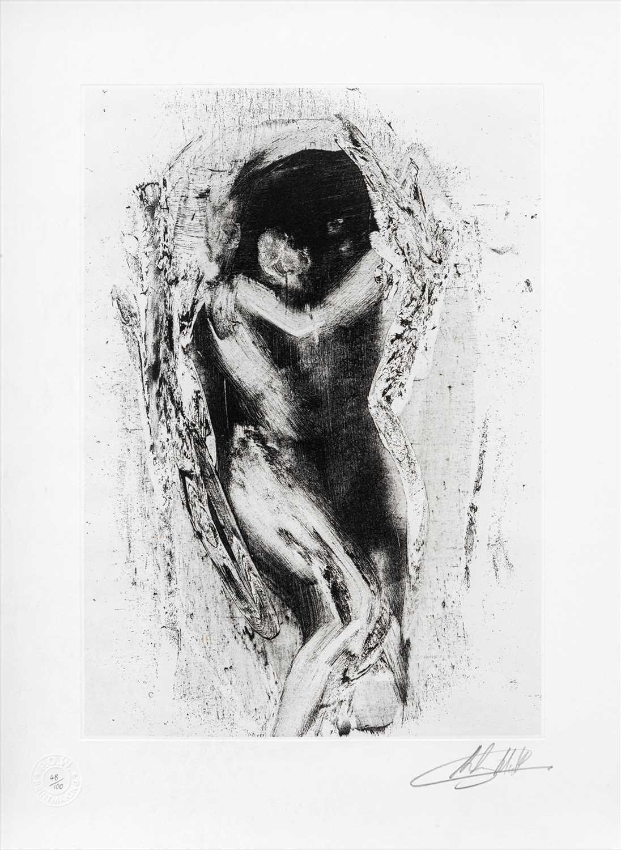Lot 7 - Antony Micallef (British b.1975), 'A Small Print Of What I Think Love Looks Like', 2010