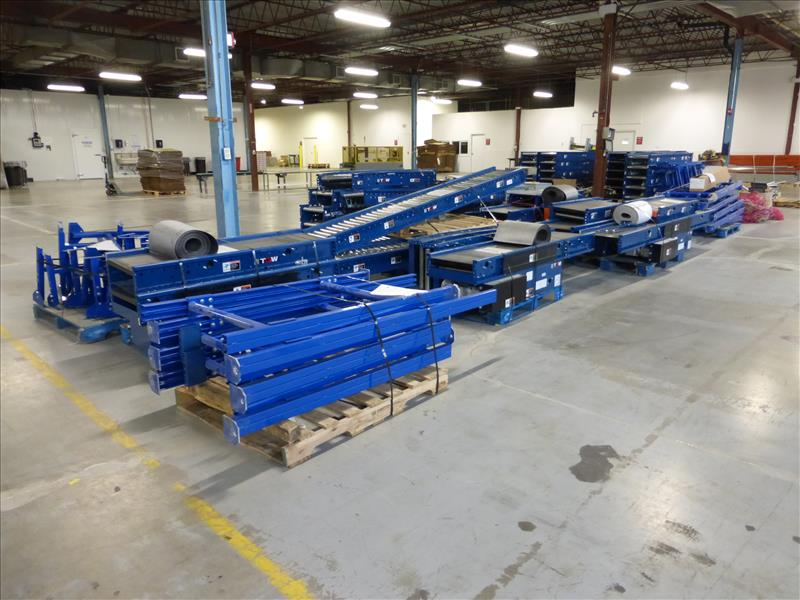 Material Handling and order picking system
