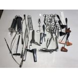LOT OF MEDICAL/SURGICAL TOOLS